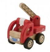 Mini Fire Engine for little hands.