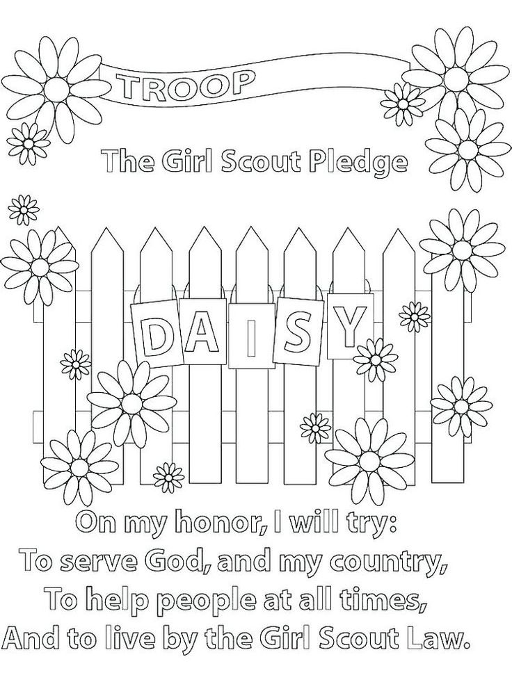 dasiy flower coloring page. Daisy is one favorite flower