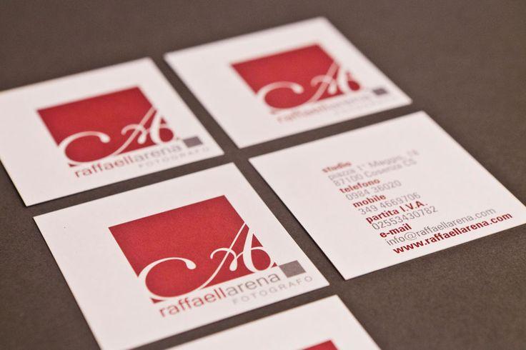 Business Card - Raffaella Arena