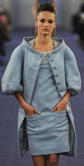 Défilé Chanel Printemps-été 2012 Haute couture