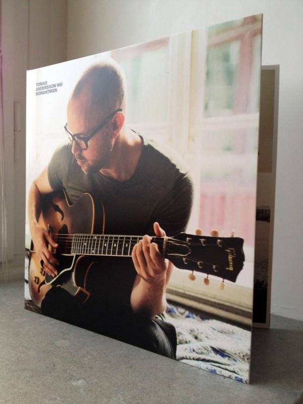 album release | Swedish singer/songwriter, Tomas Andersson Wij