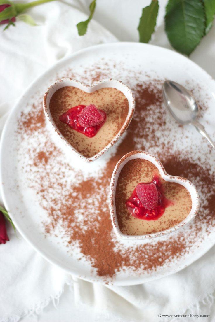 Mousse Au Chocolat Mit Baileys Zum Valentinstag // Mousse Au Chocolat With  Baileys As Valentineu0027s