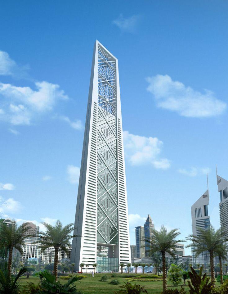 unique light houses | DUBAI | Lighthouse tower | 1,319 FT / 402 M | 64 FLOORS | ON HOLD ...