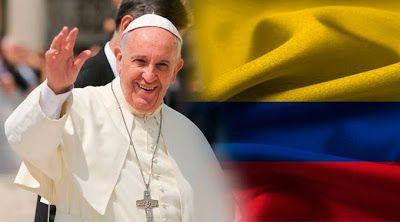 Palabras del Papa Francisco durante visita a Casa de Nariño