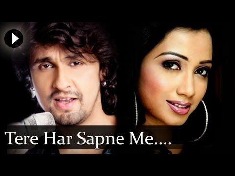 Enjoy The Song Tere Har Sapne Mai sung by Sonu Nigam and Shreya Goshal #NAVRecords #NupurAudio #BestSongs #Music #Songs #BollywoodSongs