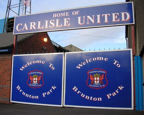 Brunton Park, Carlisle United