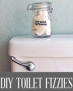 Kaila's Place| DIY Toilet Fizzies