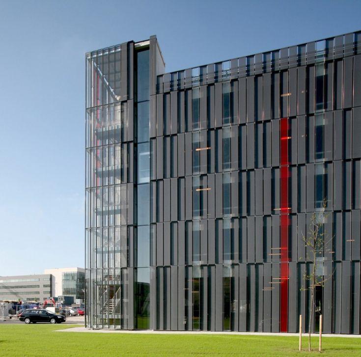 Helix Architecture Design Project Crossroads Parking: Zeta Park Multi-Storey Car Park Building Designed By