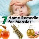 Home Remedies for Measles