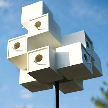 906 best images about birdhouses on pinterest purple for Martin house designs