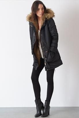 Our Outerwear has arrived!! Gorgeous new styles to keep you looking HOT all winter long