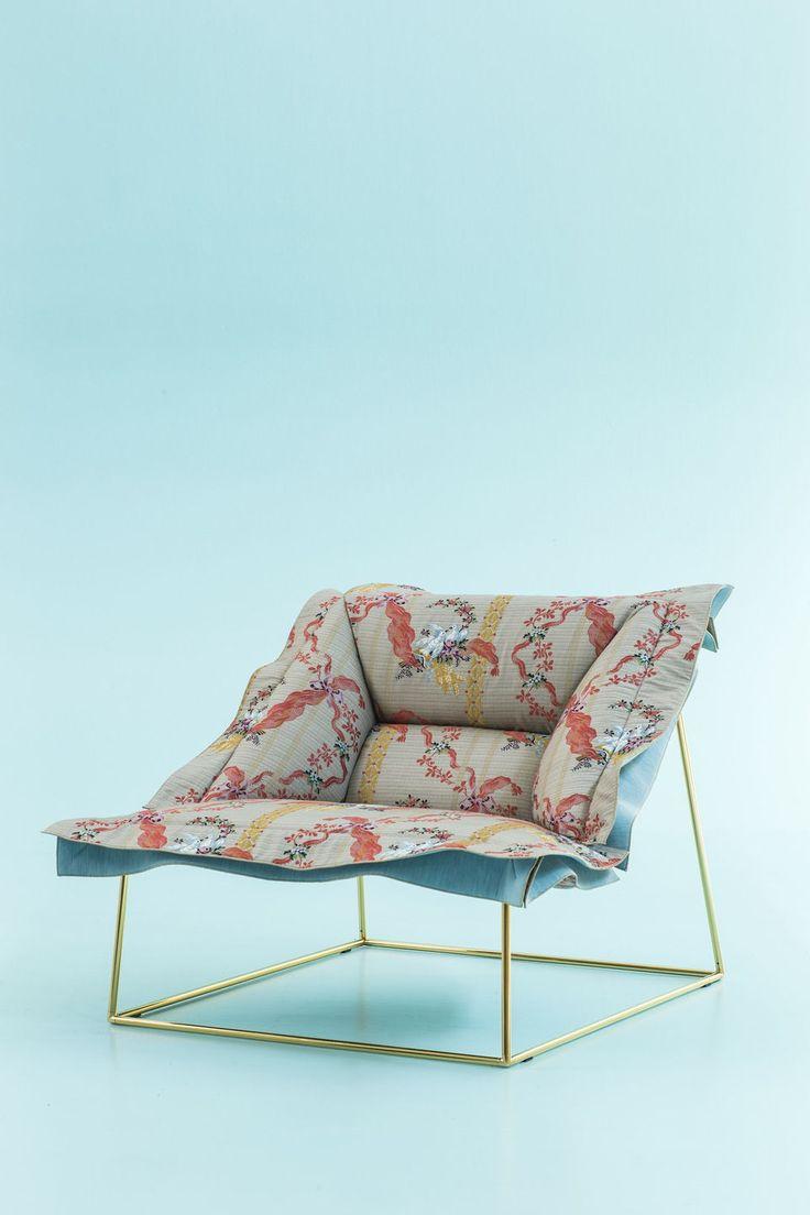 Patricia Urquiola's Volant chair for Moroso