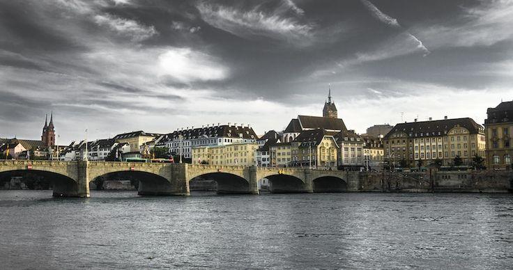 Basel Bridge - Basel, Basel Stadt