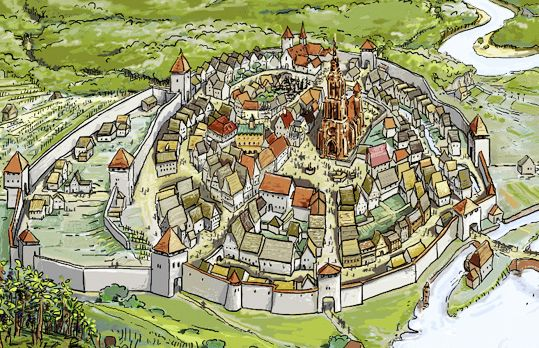 Stadt Aufbau Spiele