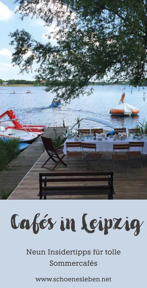 Meine neun schönsten Sommer-Cafés in Leipzig