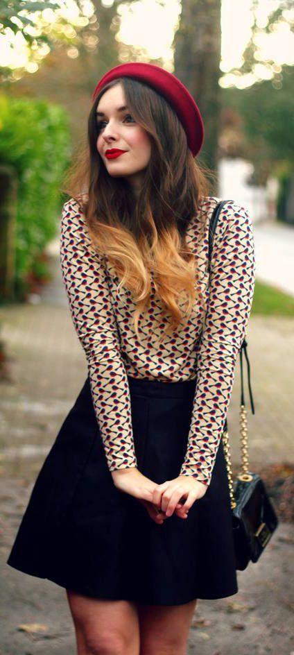Paris pretty + a lil ombré