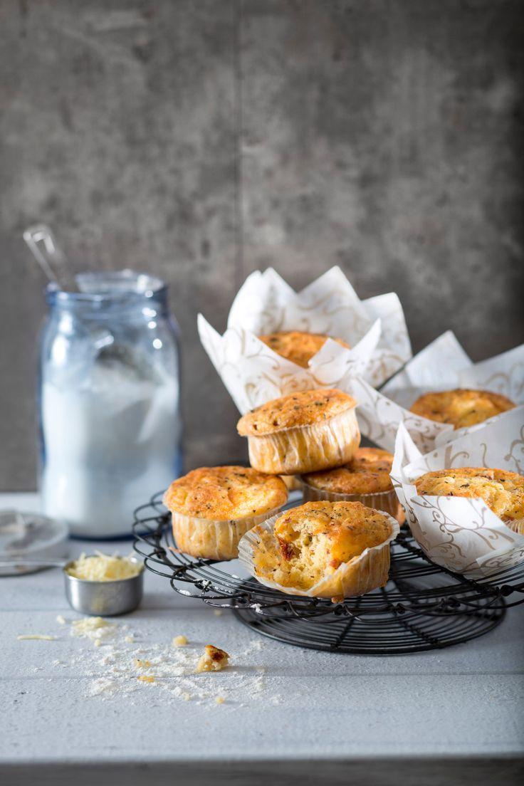 Italialaiset muffinit | K-Ruoka  #leivonta