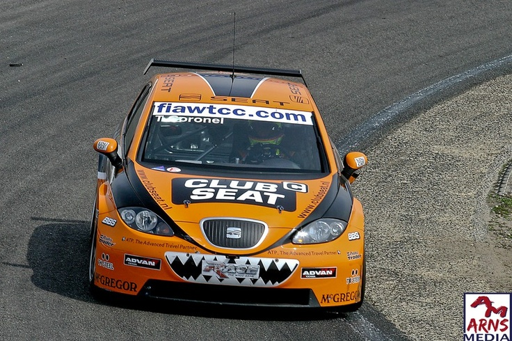 FIA WTCC Zandvoort 2007: Tom Coronel