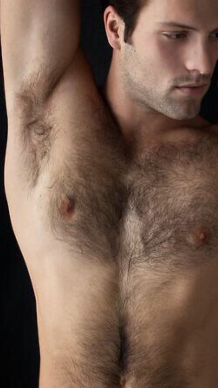 from Angel armpit gay hair hairy