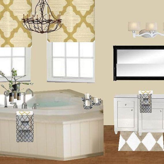 Interior Design Home Decorating Service Custom By Blondiesloft 145 00