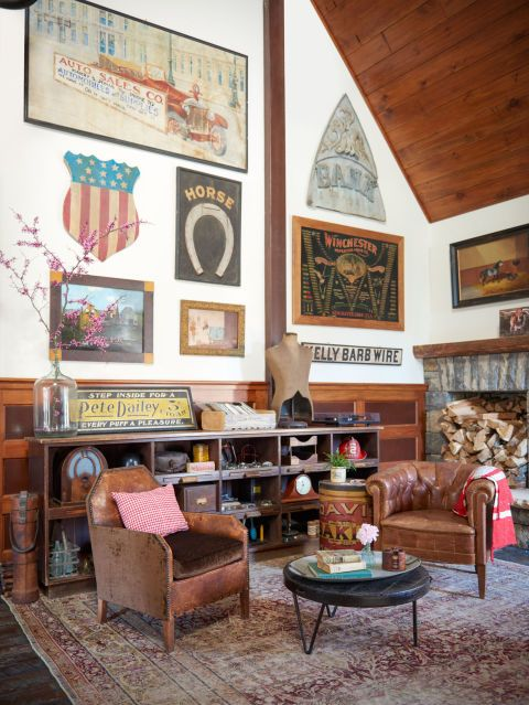 The singer-songwriter opens the doors to her home, filled with sentimental collections and eBay scores.