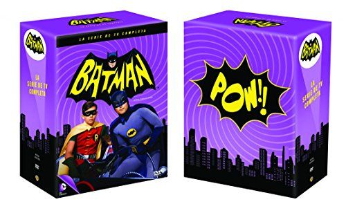 Batman La Serie De TV Completa (Region 1/4 DVD) (English Audio / Spanish Portuguese and French Subt @ niftywarehouse.com #NiftyWarehouse #Batman #DC #Comics #ComicBooks