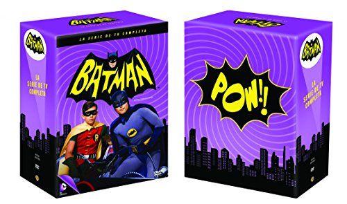 Batman La Serie De TV Completa (Region 1/4 DVD) (English Audio / Spanish Portuguese and French Subt @ niftywarehouse.com #NiftyWarehouse #Batman #DC #Comics #ComicBooks