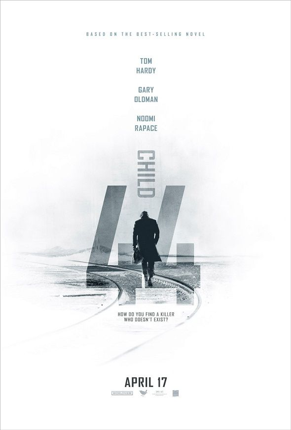 Primer tráiler y póster de 'Child 44′, con Tom Hardy y Gary Oldman