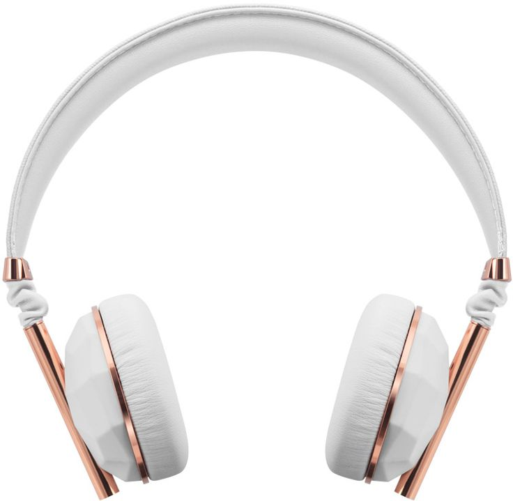 Linea Nº1 - Faceted Ceramic & Rose Gold - View