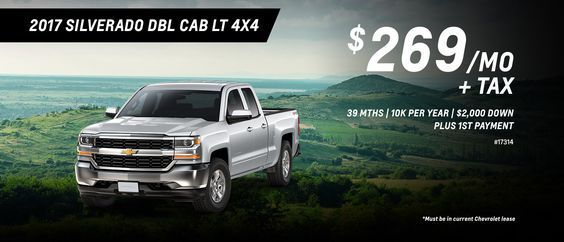 Last name dependable. First name most. Check out the great lease offers on 2017 Chevy Silverado pickups at Chevrolet Cadillac of Santa Fe. www.chevroletofsantafe.com