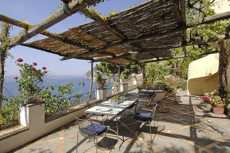 Bella Rosa Campania & the Amalfi Coast Sleeps up to 4. With each room opening on to the south-facing terrace, this lovely property in Positano enjoys sublime views of the sea and islands, and shares a pool and direct access to a semi-private beach.