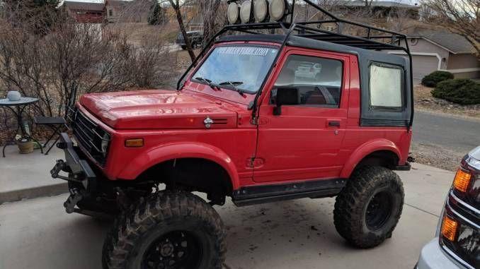 Pin By Samurai For Sale On Pick Up Truck In 2020 Suzuki Samurai Prescott Valley Suzuki