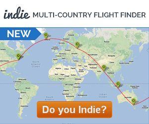 Indie - Multi Country Flight Finder