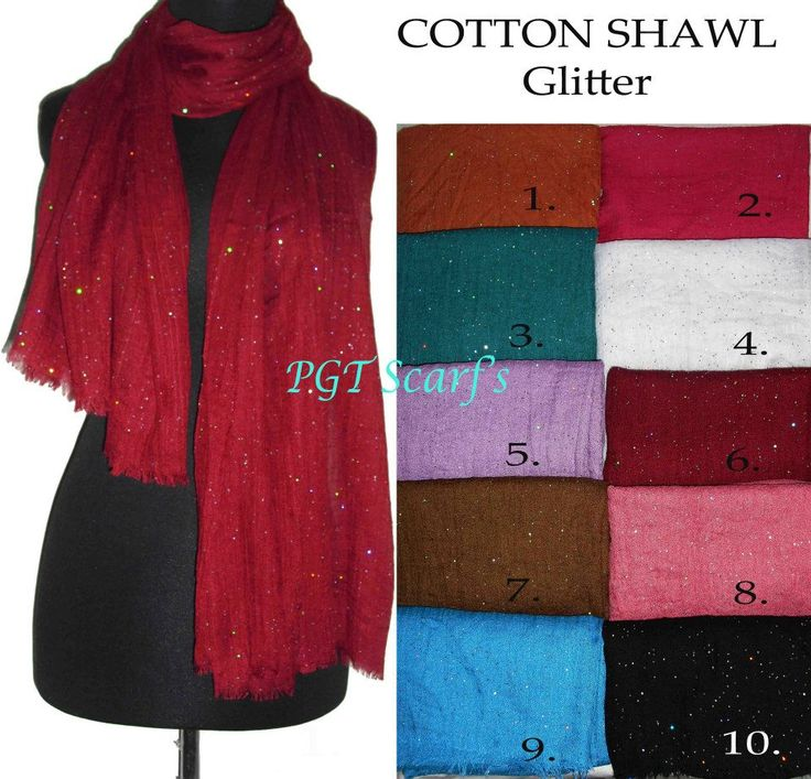 "Always simple elegent,, "" RAWIS GLITTER "" Pashmina katun murah full bertabur glitter cantik, sangat menawan, bisa dipakai segala acara, syal, scarf, pashmina maupun sebagai hijab. www.grosirtudung.com #pashmina #shawl #scarves #glitter #cotton #rawis #ombre #simple #ecer #grosir #borong #wholesale #murah"