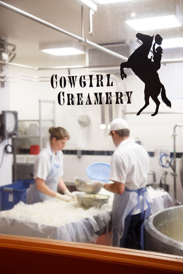 Visit the home of Cowgirl Creamery in Point Reyes Station. From a Day Trip: Point Reyes & Tomales Bay - Hither and Thither