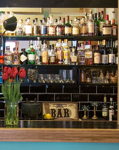 Bar / lounge - Alabama Hotel Hobart
