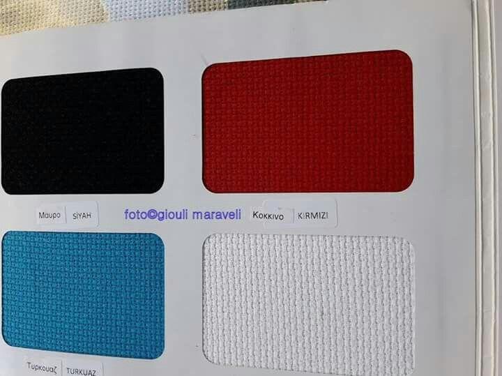 Πολλά και ωραία χρώματα που θα στολίσουν το σπίτι μας.Είτε σαν κεντημένα εργόχειρα,κουρτίνες,καλύμματα ,είτε σαν μοντέρνα υφάσματα για κάθε απαραίτητη χρήση διακόσμησης.Φάρδος 1,50.Τιμή λευκού=12,80 το μέτρο.Τιμή χρωμάτων 15.50 το μέτρο.Κατάστημα: Χειροποίηση Χαλκίδας.Γιούλη Μαραβέλη τηλ 2221074152 κιν:6972429269 ώρε καταστημάτων. https://www.facebook.com/groups/xiropiisi/