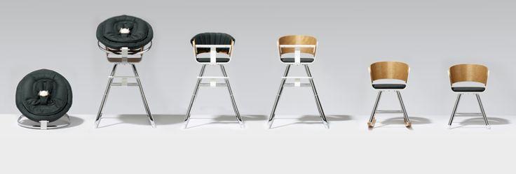 J'ai pas/530€/0-6 ans/ La marque de poussettes britishet tendancesiCandy ne fait pas les choses à moitié pour cette rentrée et sort une nouvelle chaise haute: MiChair. Une chaise-transat ultra design et évolutive qui …