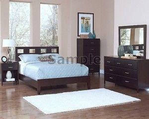 Set Tempat Tidur Minimalis MJ5010