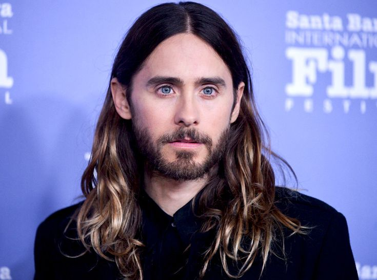 Film Festival Hair! from Jared Leto's Perfect Hair | E! Online