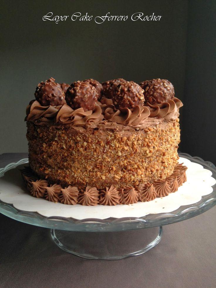 Layer Cake Gateaux