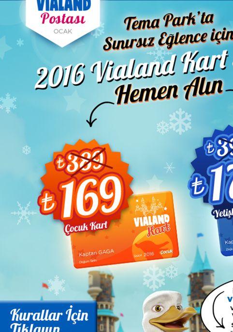 Tema Park sınırsız eğlence kartı 31 Ocak'a kadar 179 TL'ye, hemen alın!