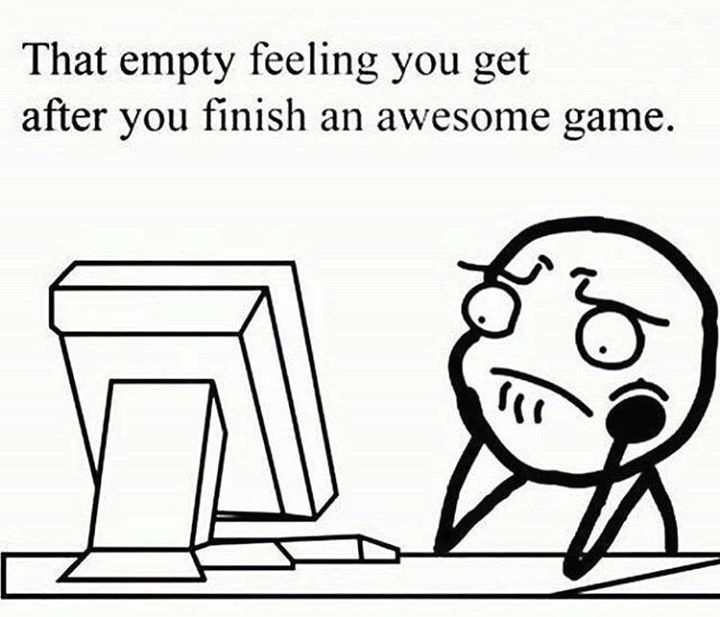 all us gamers can relate