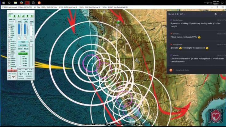 7/28/17 10pm earthquake update dutchsinse