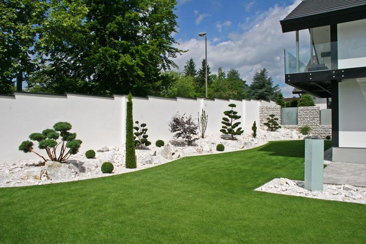 Moderner Garten Sichtschutz Faszinierende On Moderne Deko Idee Plus  Zulliancom 4 | Ideen Rund Ums Haus | Pinterest | Deko And Garten