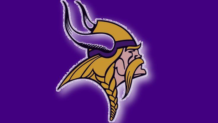 NFL | NFL Minnesota Vikings Logo 1920x1080 HD