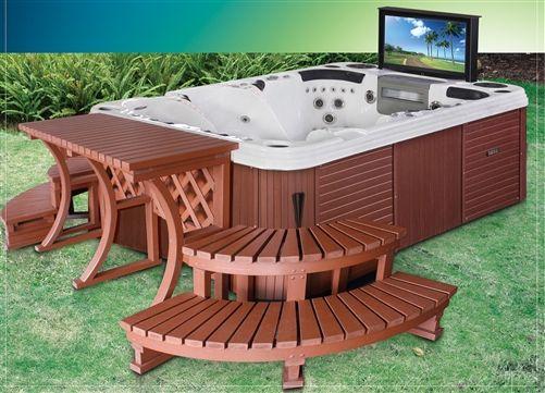 Big Kahuna Tv Hot Tub Spa For The Home Pinterest