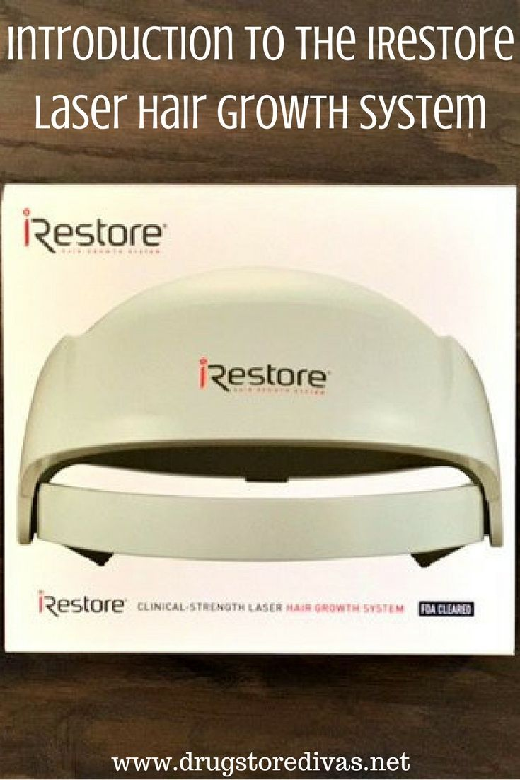 Introduction To The Irestore Laser Hair Growth System Best Unique