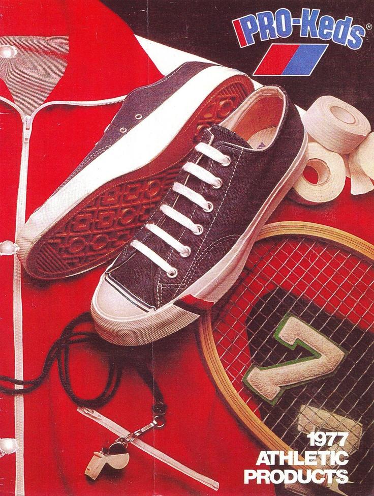 1977 pro keds shoe images
