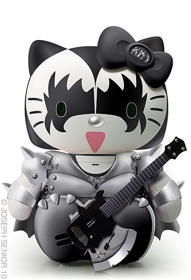 Hello Kitty Kiss - This is different from the other HK Kiss set dolls. I need to look up these figures, find who makes them & then see how much they are.